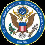 National Blue Ribbon logo